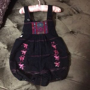 Other - Cutest romper! Size 2T-3T awesome detail.